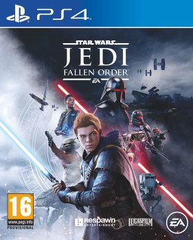 IMG 4732 - Star Wars Jedi: Fallen Order: svelate le box art ufficiali