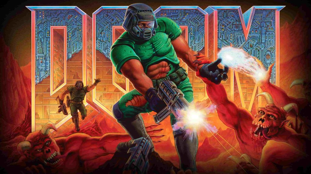 Doom Trilogy I