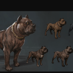 Definitive Art Gallery Concept Art Character Rosie - The Walking Dead: The Telltale Definitive Series si mostra nel nuovo trailer