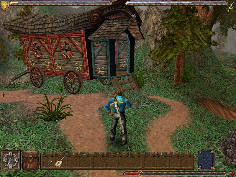 Ultima IX Screenshot