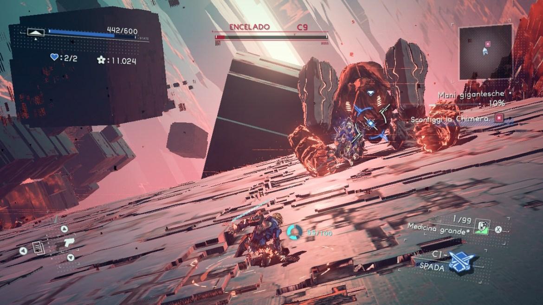 Screenshot Astral Chain
