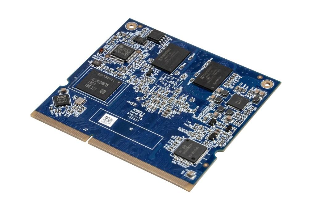 SOM 6X80 back 45 1024x683 - VIA ed Ekioh accelerano le prestazioni HTML in ambito industriale