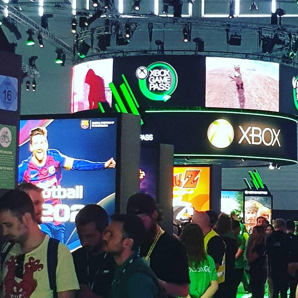 Gamescom Folla Day 2