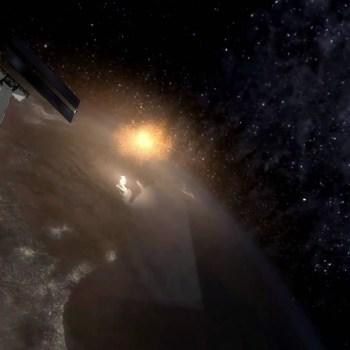 Modern Warfare 2 Space Explosion