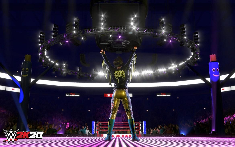 wwe 2k20 screenshot 01 ps4 us 05aug2019 - Recensione WWE 2K20