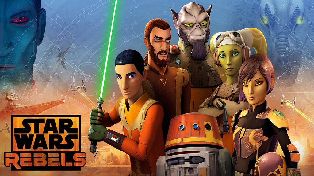 star wars rebels - Star Wars: in che ordine guardare la serie?