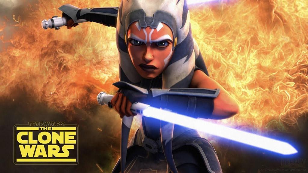Star Wars Guerre dei Cloni
