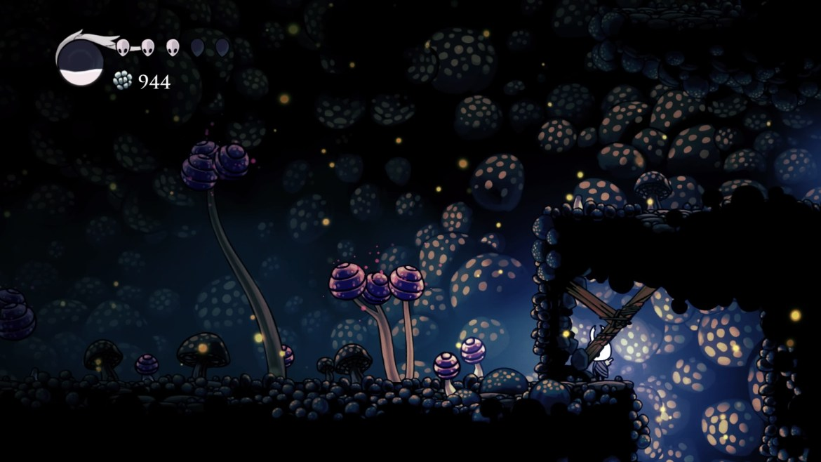 Hollow Knight 20200115234447 - Hollow Knight, guida e lore: Caverne Fungine II