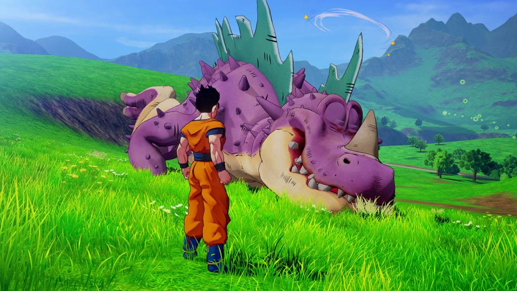 dragon ball z kakarot dinosauro - Dragon Ball Z: Kakarot - Guida: 5 trucchi per iniziare