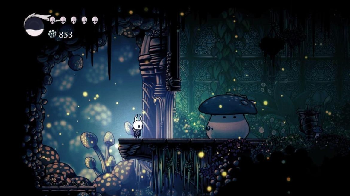 Hollow Knight Orchi Micotici