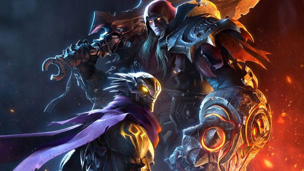 Darksiders Genesis multiplayer