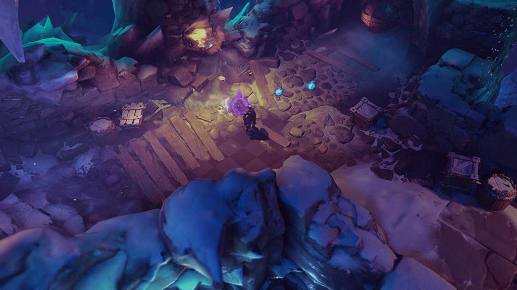 Darksiders Genesis mondo di gioco