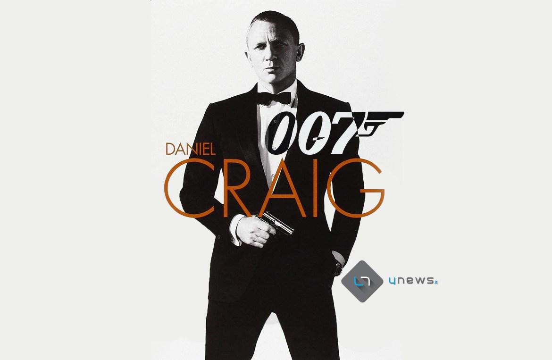 DanielCraig007 - Ritratto del James Bond di Daniel Craig