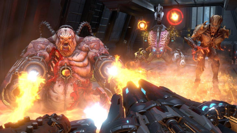 Doom Eternal Fighting - DOOM Eternal - Guida: 5 consigli per affrontare al meglio i combattimenti più difficili