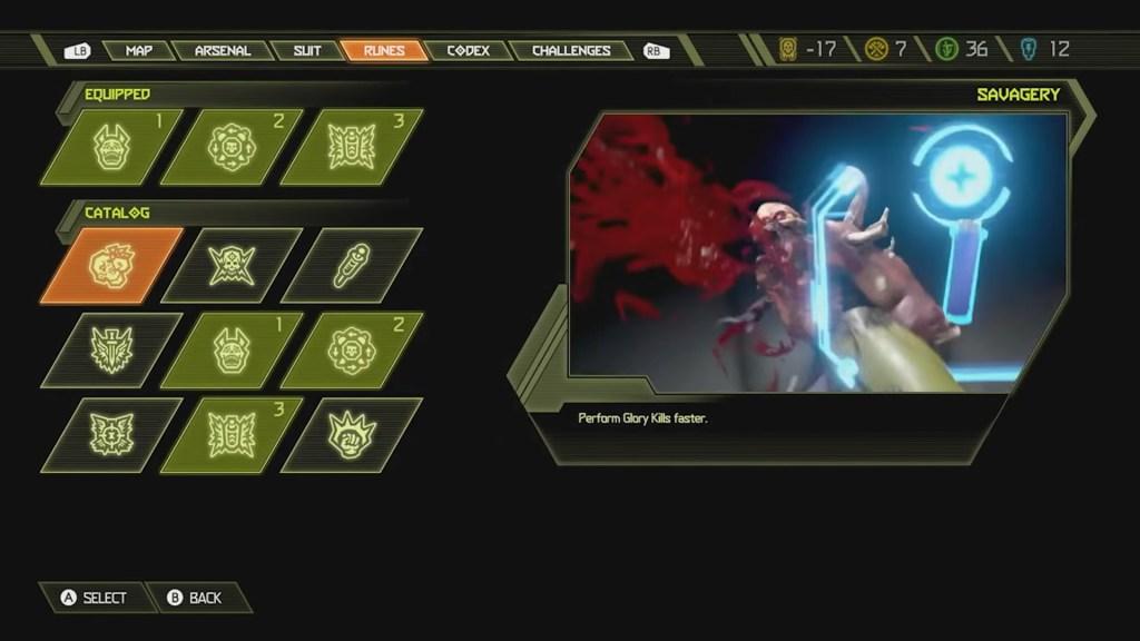 Doom Eternal Rune 1024x576 - DOOM Eternal: Guida alle migliori rune - elenco ed effetti