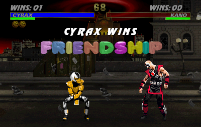 cyraxfriendship