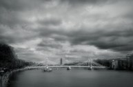 View to Albert Bridge