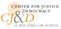 About the Center for Justice & Democracy   centerjd.org