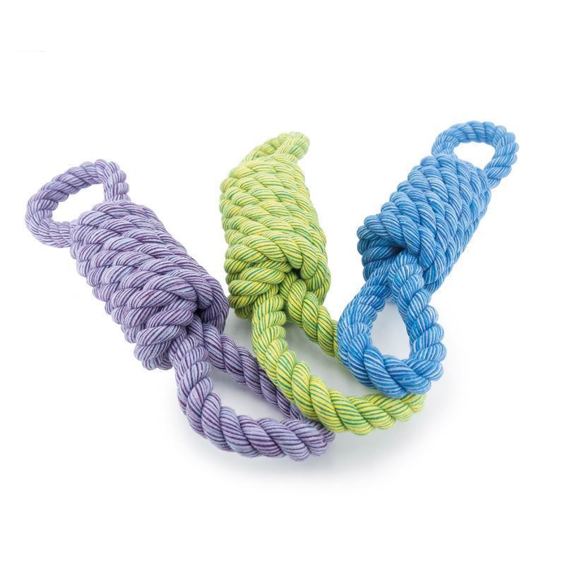 3er Set Nuts for Knots Kingsize Achterspule von Happy Pet mit Farben nach Verfügbarkeit