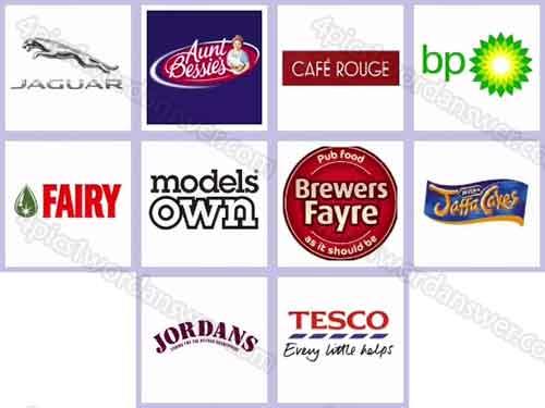 Restaurant Logo Quiz Games