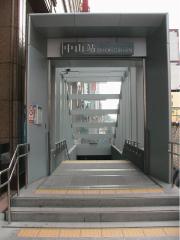 中山駅2番出口