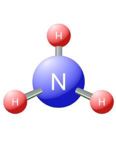Ammoniak NH3