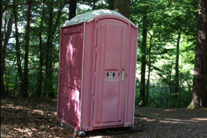 mobiles Urinal