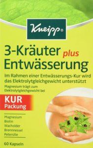 Kneipp 3-Kräuter Entwässerung plus