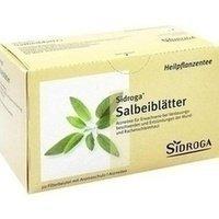 SIDROGA Salbeiblaetter Filterbtl 20 St