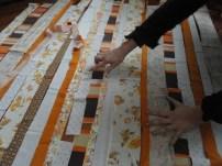 Vànua de patchwork per Acompanyament a la Gent Gran
