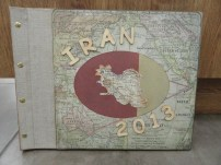 Àlbum scrapbooking Iran 2013