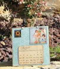 Calendaris Scrapbooking