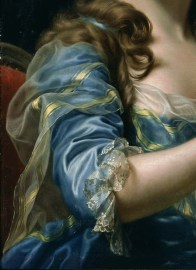 "Marie-Gabrielle Capet (French, 1761-1818), ""Self Portrait"" (detail, 1783)"