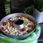 Backofengemüse mit Schafskäse Omnia-Rezept