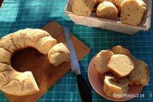 Leckeres Rezept aus dem Omnia-Backofen