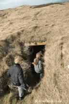mal wieder kind sein-herbst-bunker