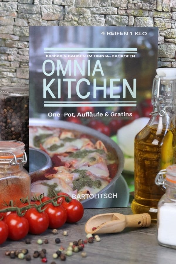 """Omnia-Kitchen - One-Pot, Aufläufe & Gratins"""