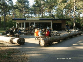 texel-bospaviljoen het turfveld