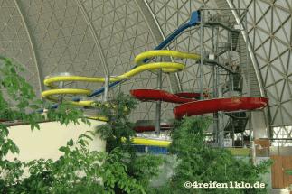 tropical island-freizeitpark-rutschen