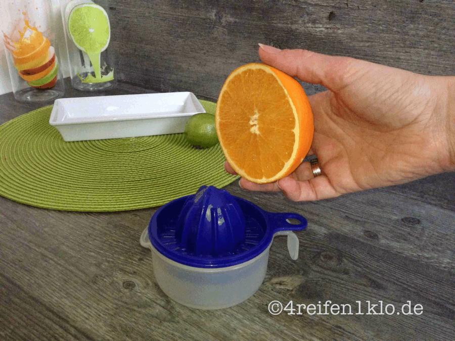 orange auspressen-zitrusspresse-tupperware