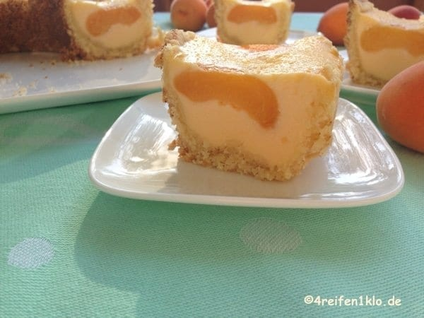 Aprikosen-Tarte Rezept aus dem Omnia-Backbuch