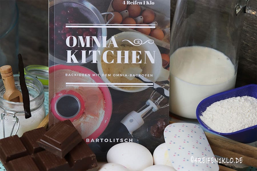 OMNIA-KITCHEN – Backideen aus dem Omnia-Backofen