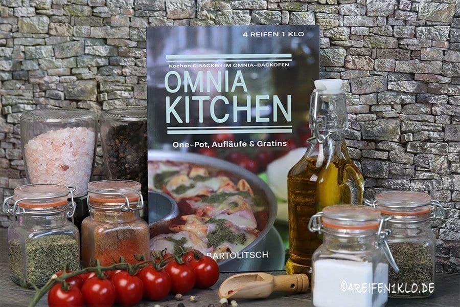 OMNIA-KITCHEN – One-Pot, Aufläufe & Gratins