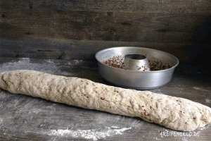 Omnia-BAckofen Brot backen