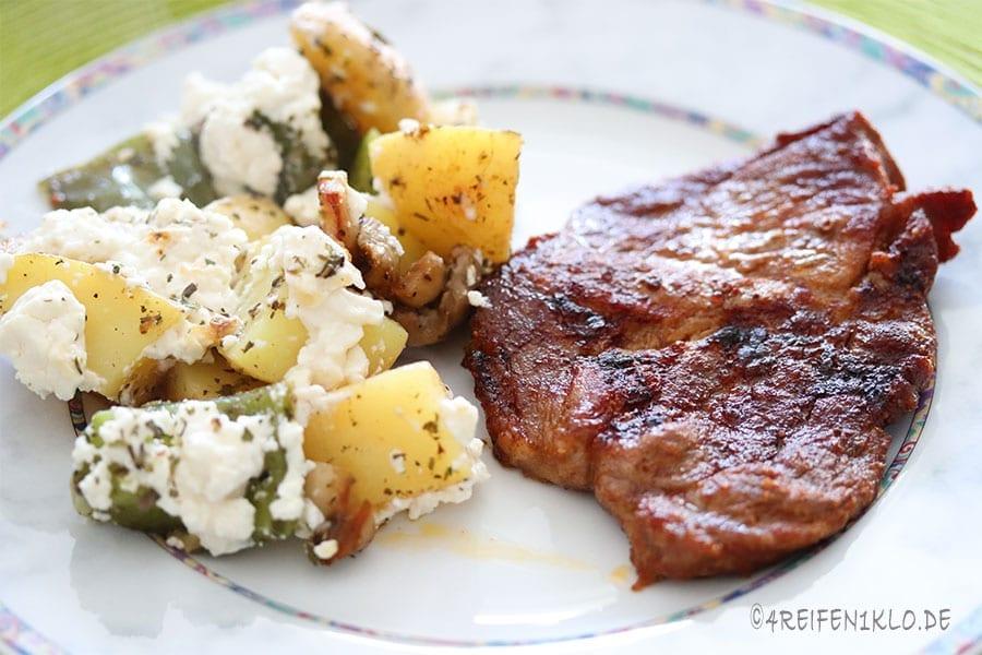 Ideale Grillbeilage Ruck-Zuck-Gemüse