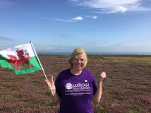 2nd Challenge - Anglesey Coastal Walk - 127 miles - August 2016