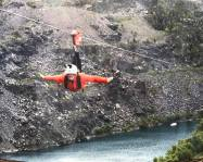 6th Challenge - Velocity Zipwire - 20th May 2017
