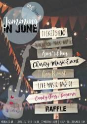 Jamming in June