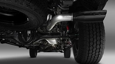 trd exhaust toyota 4runner forum