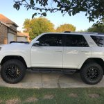 Tire Size To Run With A 3 Leveling Kit Toyota 4runner Forum 4runners Com